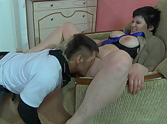 Stephanie&Govard raunchy mature video