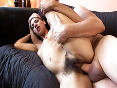 Your Mom's Hairy Pussy 05